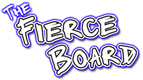 Fierce Board - The Voice Of Cheer